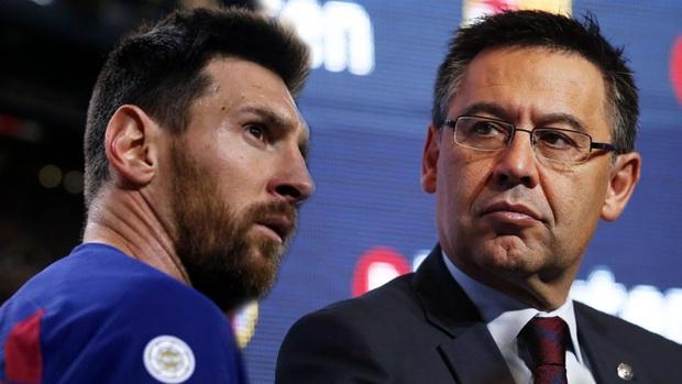 Messi ở lại, Barcelona rồi sẽ ra sao? - Ảnh 2.
