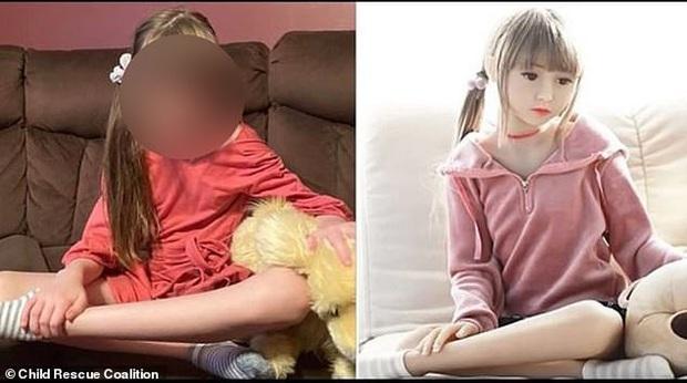 Đăng ảnh con gái 8 tuổi lên Facebook, người mẹ sốc nặng khi phát hiện búp bê tình dục trẻ em được rao bán giống hệt con mình - Ảnh 2.