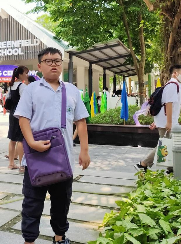 Là danh hài - MC đình đám nhất nhì showbiz nhưng trường Xuân Bắc chọn cho Bi Béo có học phí rẻ bất ngờ - Ảnh 4.