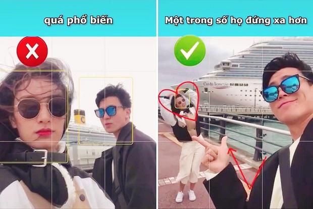 Muốn ảnh check-in triệu like, các cặp đôi phải nắm ngay bí quyết pose dáng cực ăn ý này! - Ảnh 3.