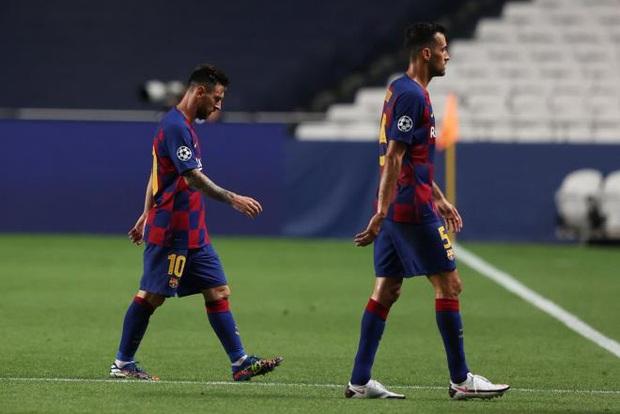 Giữ được Messi là thành công hay thất bại của Barca? - Ảnh 4.