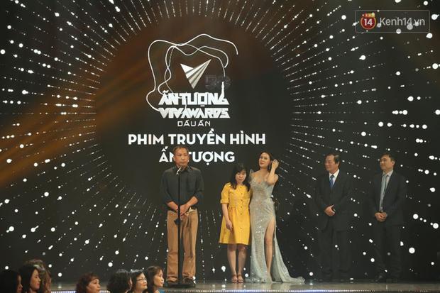 VTV Awards 2020: Hoa Hồng Trên Ngực Trái thắng lớn, Xuân Nghị bất ngờ được vinh danh - Ảnh 4.