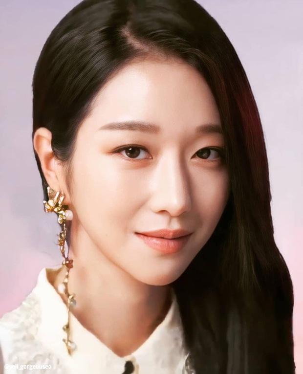 Đụng váy với Seo Ye Ji, Dương Mịch đã gặp kỳ phùng địch thủ: Bị lấn át hoàn toàn về độ sang chảnh - Ảnh 5.