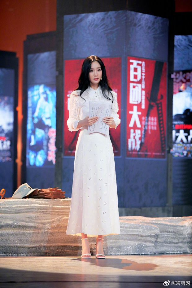 Đụng váy với Seo Ye Ji, Dương Mịch đã gặp kỳ phùng địch thủ: Bị lấn át hoàn toàn về độ sang chảnh - Ảnh 8.