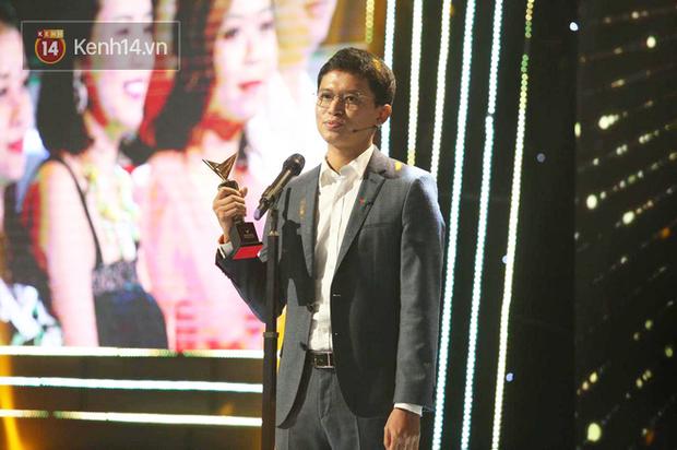 Việt Hoàng - BTV mặn nhất VTV giành giải Dẫn chương trình ấn tượng của năm - Ảnh 2.