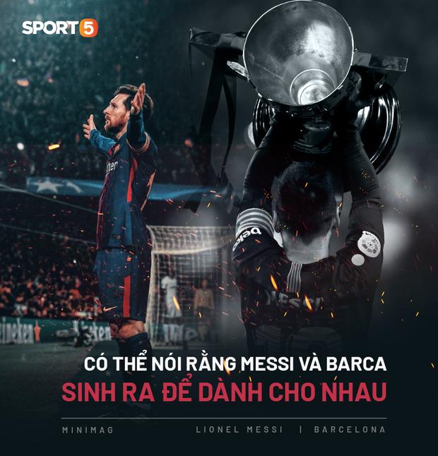 Bình luận: Messi ở lại Barca - khi tình yêu lên tiếng - Ảnh 2.