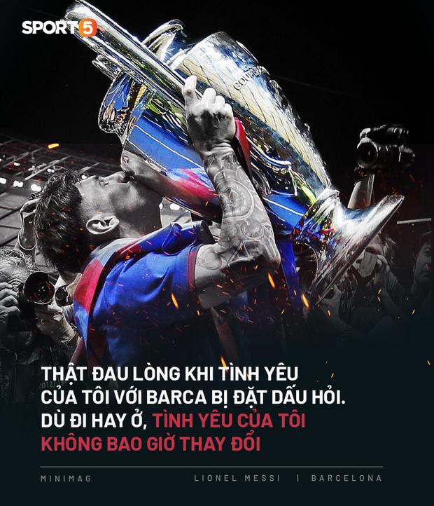 Bình luận: Messi ở lại Barca - khi tình yêu lên tiếng - Ảnh 4.