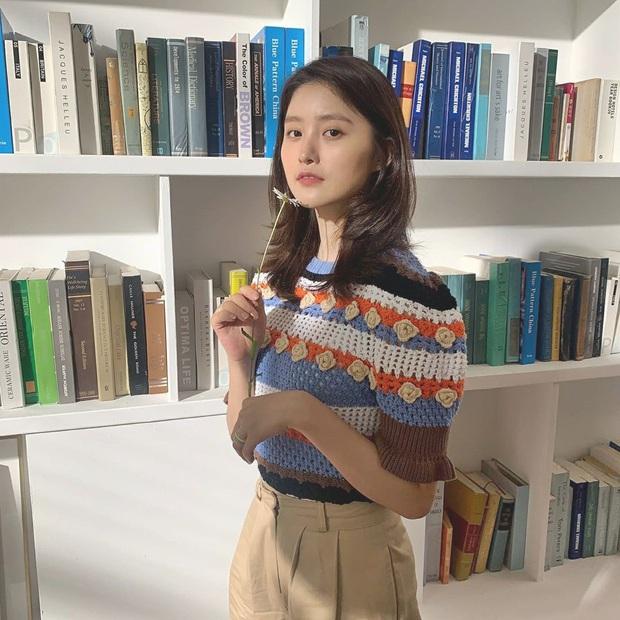 10 items của Zara, H&M giá từ 199k mà sao Hàn vừa diện: Xem xong là biết phải sắm gì để đẹp bằng chị bằng em - Ảnh 14.
