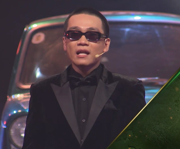 Wowy vui mừng vì được thay đồ mới ở Rap Việt, fan vào nói giống... MC Lại Văn Sâm - Ảnh 2.