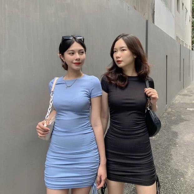 Lâu rồi mới thấy Kỳ Duyên lên đồ đơn giản mà vẫn chiến, tất cả là nhờ vào mẫu váy hack dáng mà thiên hạ đang rất mê - Ảnh 5.
