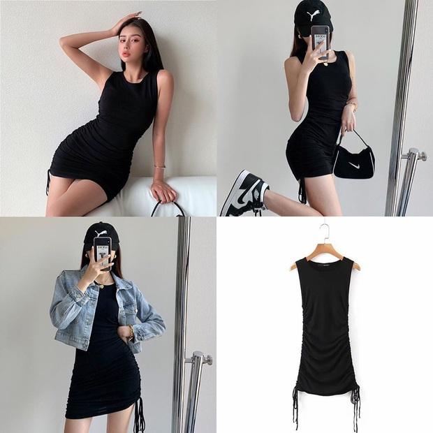 Lâu rồi mới thấy Kỳ Duyên lên đồ đơn giản mà vẫn chiến, tất cả là nhờ vào mẫu váy hack dáng mà thiên hạ đang rất mê - Ảnh 7.