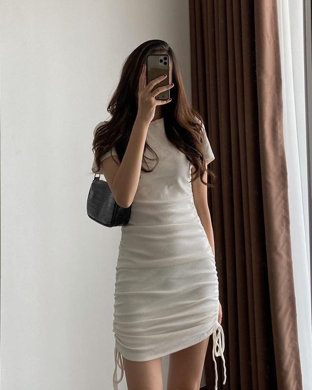 Lâu rồi mới thấy Kỳ Duyên lên đồ đơn giản mà vẫn chiến, tất cả là nhờ vào mẫu váy hack dáng mà thiên hạ đang rất mê - Ảnh 9.