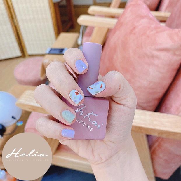 11 mẫu nail cute hết nấc, diện lên xinh tay hẳn  - Ảnh 17.