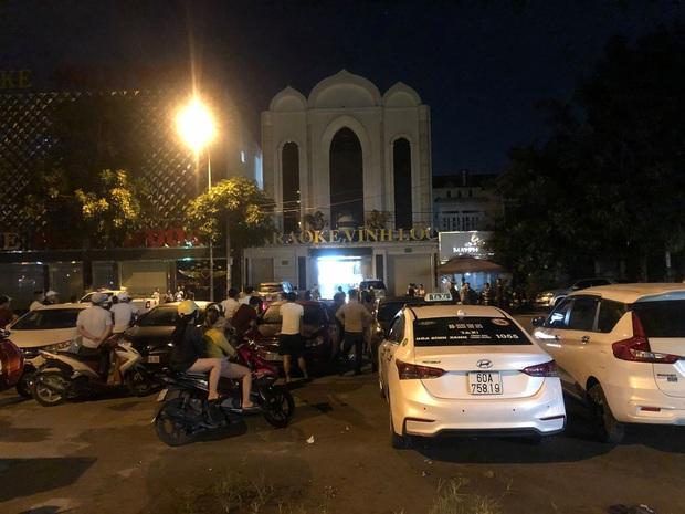 Gần 50 dân chơi dương tính với ma tuý trong phòng thu âm ở Sài Gòn - Ảnh 1.