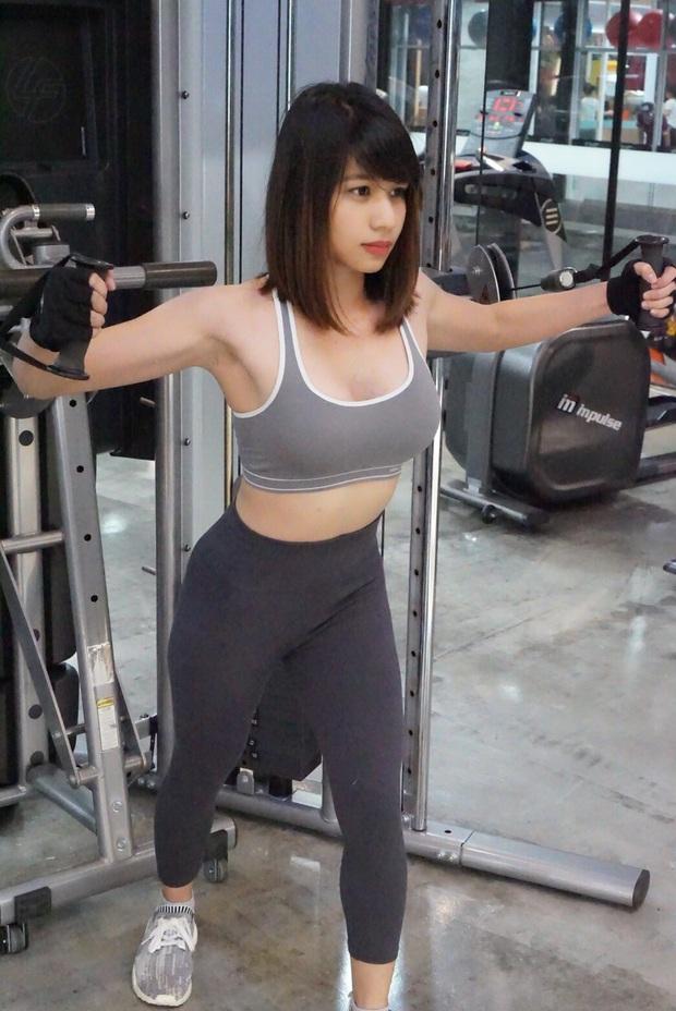 Từng giảm cân sai cách khiến cơ thể mất cân đối, cô gái Thái Lan hé lộ tips giải quyết 14kg khoa học chỉ trong 1 năm - Ảnh 4.