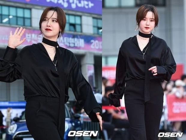 Goo Hye Sun gây sốt với nhan sắc hack tuổi, body thon gọn hậu giảm 14kg sau ly hôn: Đúng là phụ nữ đẹp nhất khi không thuộc về ai! - Ảnh 5.