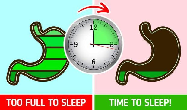 Đi ngủ ngay sau khi ăn có thể khiến bạn gặp phải 5 vấn đề xấu cho sức khỏe - Ảnh 6.