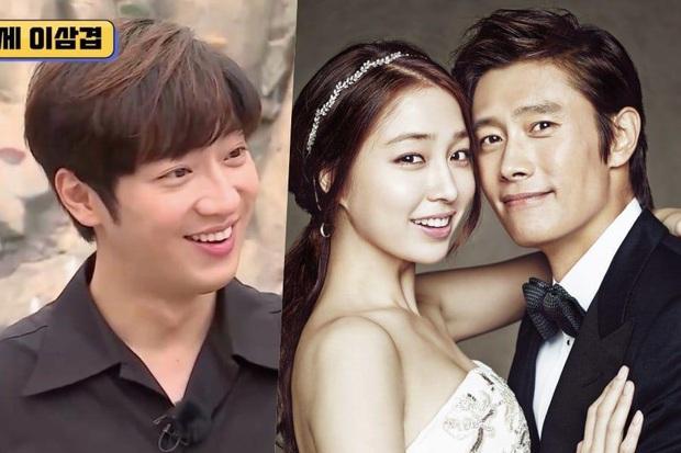 """Được hôn Lee Min Jung, chàng bạn diễn Lee Sang Yeob """"toát mồ hô hột"""" vì sợ tiền bối thanh toán - Ảnh 2."""