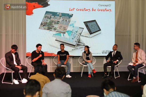 Acer trình làng một loạt sản phẩm mới, ưu ái dành cho hội nghệ sĩ, nhà sáng tạo - Ảnh 1.