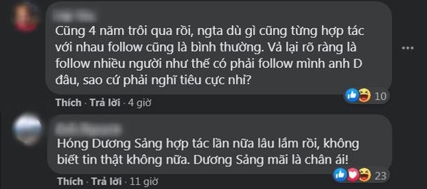 Chỉ một cú follow Dương Dương của Trịnh Sảng cũng gây bão táp, fan ngờ ngợ cặp đôi sẽ tái hợp sau 4 năm? - Ảnh 8.
