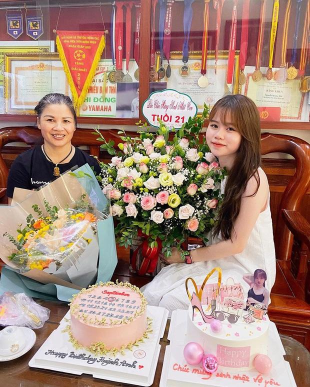 Huỳnh Anh vừa có động thái khẳng định mối quan hệ với Quang Hải đang cực tốt sau loạt drama - Ảnh 2.