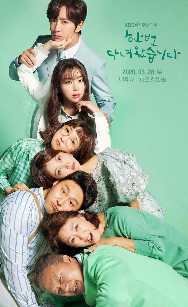 """Được hôn Lee Min Jung, chàng bạn diễn Lee Sang Yeob """"toát mồ hô hột"""" vì sợ tiền bối thanh toán - Ảnh 5."""