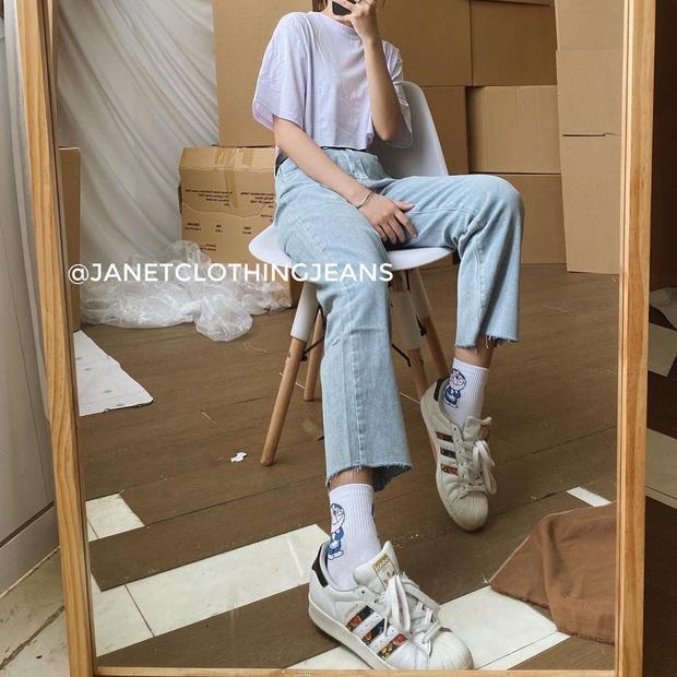 3 món đồ jeans bạn nên tậu gấp để vào Thu với style trẻ xinh và siêu cấp sành điệu - Ảnh 7.