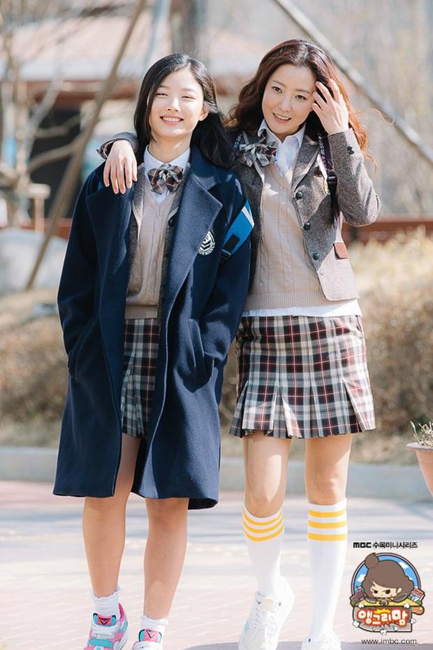 Kim Hee Sun đóng gái trẻ đôi mươi trong Alice, cư dân mạng phàn nàn: Chị đẹp thật nhưng sai quá chị ơi! - Ảnh 8.