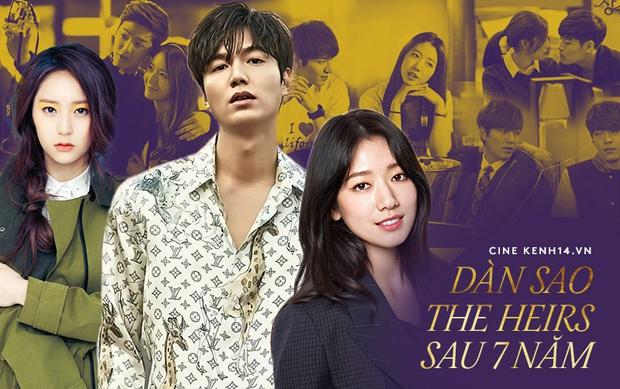 Dàn sao The Heirs sau 7 năm: Lee Min Ho vẫn mãi một màu, hội cast phụ thi nhau thăng hạng - Ảnh 1.