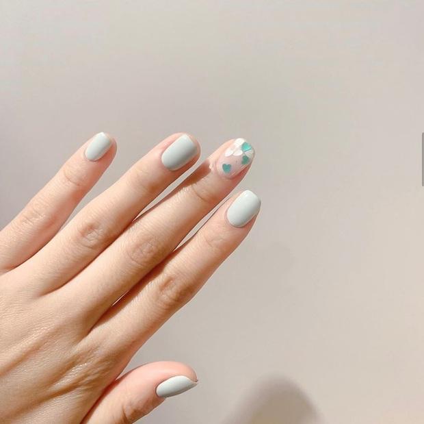 11 mẫu nail cute hết nấc, diện lên xinh tay hẳn  - Ảnh 11.