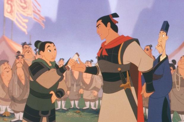 Mulan: Thông điệp đậm đà, tích cực nhưng tình tiết quá nhạt nhoà! - Ảnh 2.