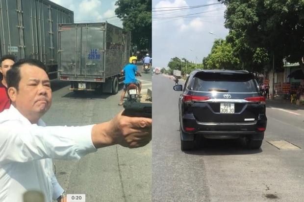 Giám đốc công ty bảo vệ dọa bắn vỡ sọ tài xế: Thu súng và đạn tại nhà riêng  - Ảnh 1.