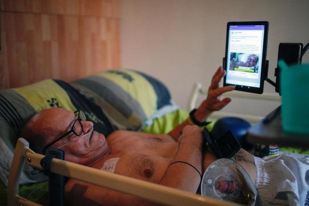 Facebook chặn người đàn ông bệnh nan y livestream cái chết - Ảnh 1.