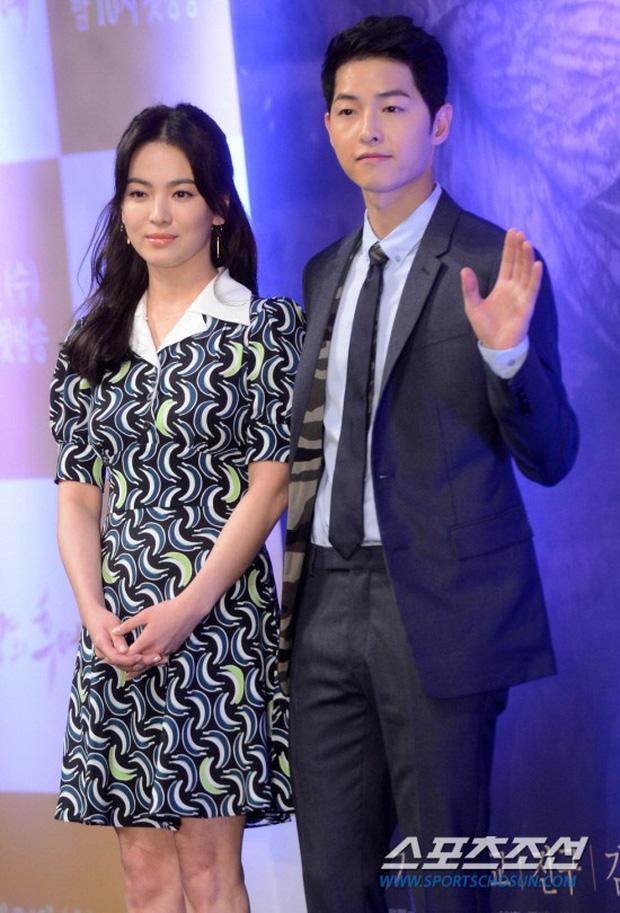 Truyền thông Hàn tiết lộ lý do thực sự khiến Song Hye Kyo - Song Joong Ki mâu thuẫn gay gắt đến mức ly hôn - Ảnh 2.