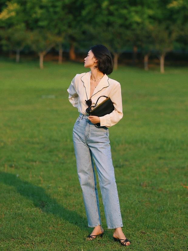 3 món đồ jeans bạn nên tậu gấp để vào Thu với style trẻ xinh và siêu cấp sành điệu - Ảnh 1.
