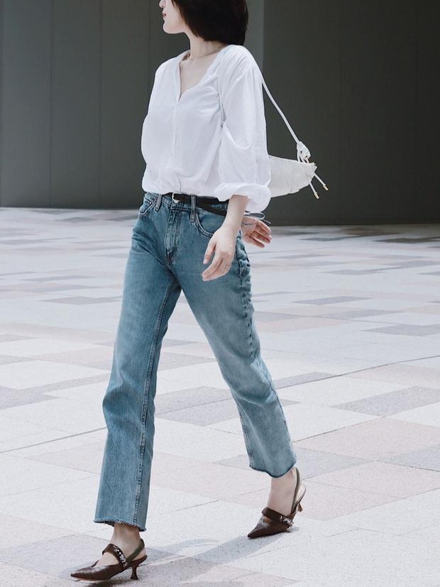 3 món đồ jeans bạn nên tậu gấp để vào Thu với style trẻ xinh và siêu cấp sành điệu - Ảnh 2.