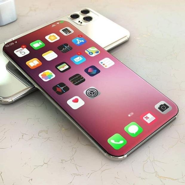 Ngắm concept iPhone 12 trái ngược hoàn toàn với tin đồn, nhưng lại khá giống Android - Ảnh 1.