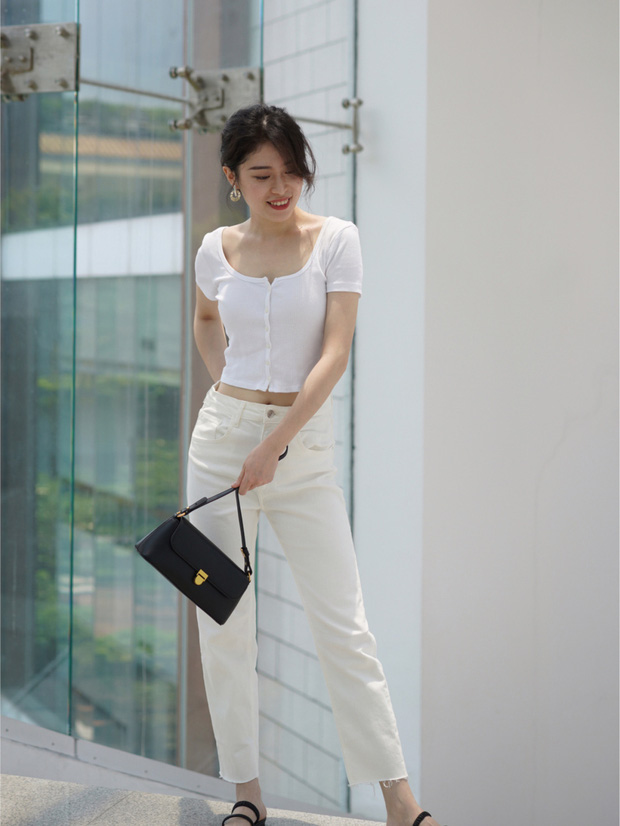 3 món đồ jeans bạn nên tậu gấp để vào Thu với style trẻ xinh và siêu cấp sành điệu - Ảnh 15.