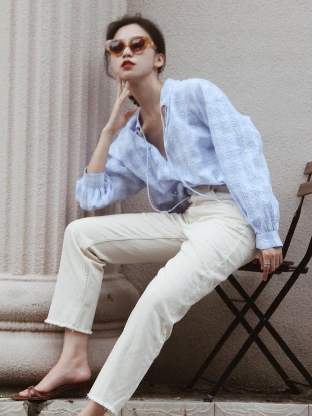 3 món đồ jeans bạn nên tậu gấp để vào Thu với style trẻ xinh và siêu cấp sành điệu - Ảnh 16.