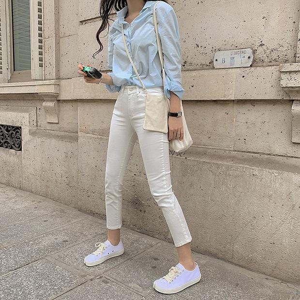3 món đồ jeans bạn nên tậu gấp để vào Thu với style trẻ xinh và siêu cấp sành điệu - Ảnh 20.
