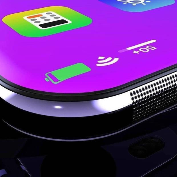 Ngắm concept iPhone 12 trái ngược hoàn toàn với tin đồn, nhưng lại khá giống Android - Ảnh 5.