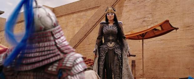 Từ hoạt hình Mulan đến bản người đóng: Lưu Diệc Phi được bơm thành... phù thủy đam mê nữ quyền? - Ảnh 18.