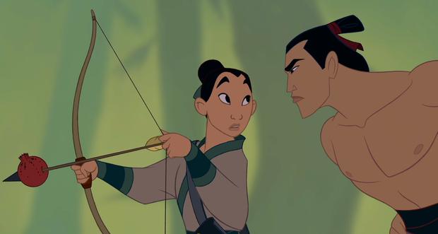 Từ hoạt hình Mulan đến bản người đóng: Lưu Diệc Phi được bơm thành... phù thủy đam mê nữ quyền? - Ảnh 13.