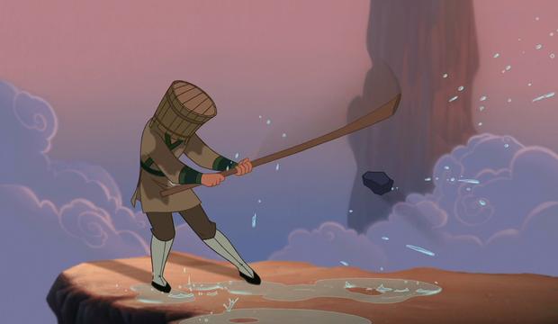Từ hoạt hình Mulan đến bản người đóng: Lưu Diệc Phi được bơm thành... phù thủy đam mê nữ quyền? - Ảnh 7.