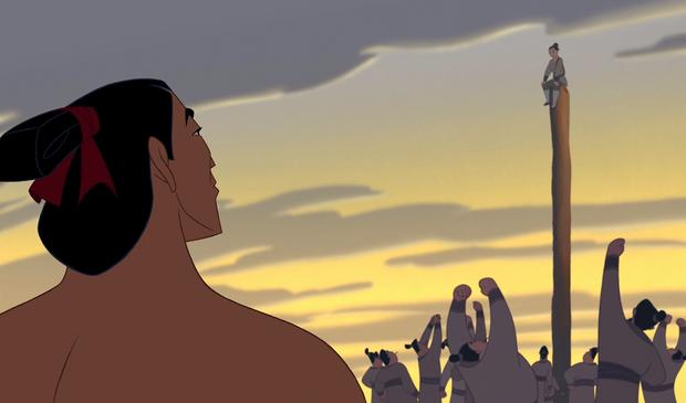 Từ hoạt hình Mulan đến bản người đóng: Lưu Diệc Phi được bơm thành... phù thủy đam mê nữ quyền? - Ảnh 9.