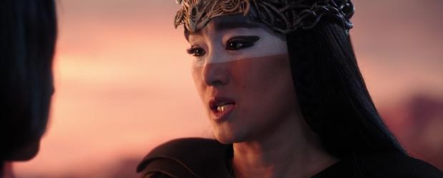 Từ hoạt hình Mulan đến bản người đóng: Lưu Diệc Phi được bơm thành... phù thủy đam mê nữ quyền? - Ảnh 21.