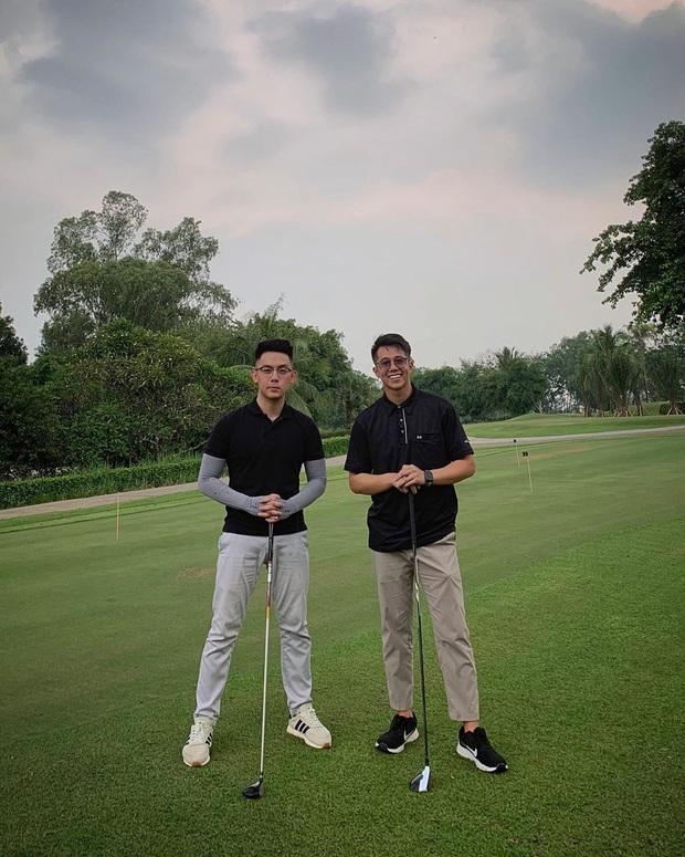 Từ Phillip Nguyễn đến Matt Liu, chàng đại gia nào cũng check-in mòn giày trên sân golf cả rồi - Ảnh 7.