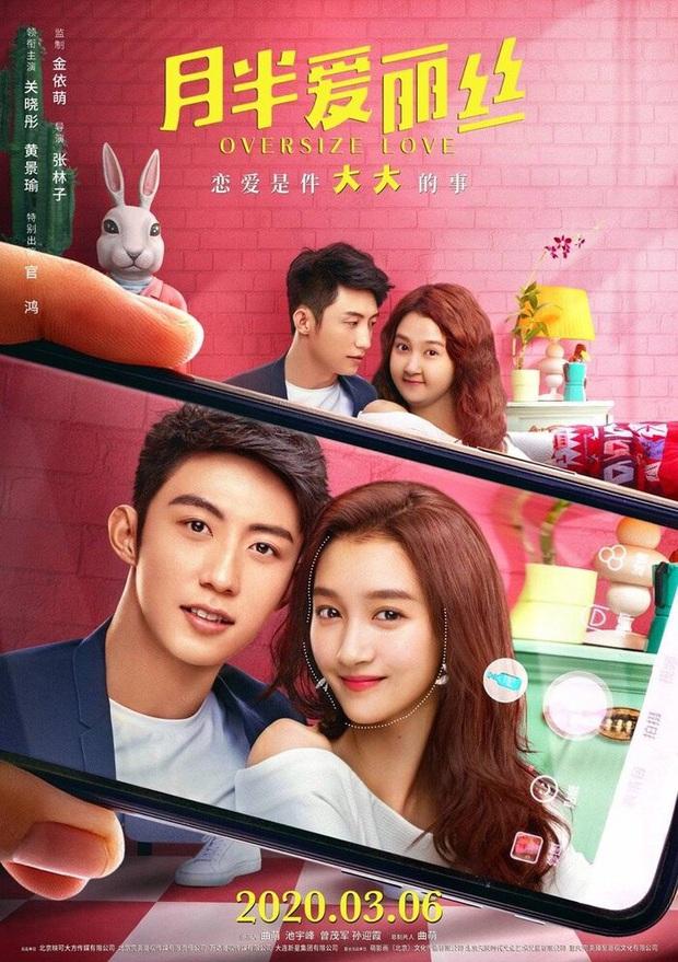 Quá yêu Hoàng Cảnh Du, bé heo Quan Hiểu Đồng quyết biến hình thành mỹ nữ trong phim mới - Ảnh 6.