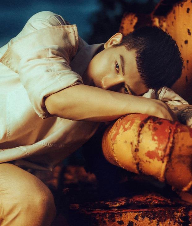 Anh Tú The Voice được khen tới tấp vì làm sống lại hit Đôi Mắt ở Rap Việt, còn quẩy hết mình khi thí sinh được chọn - Ảnh 8.