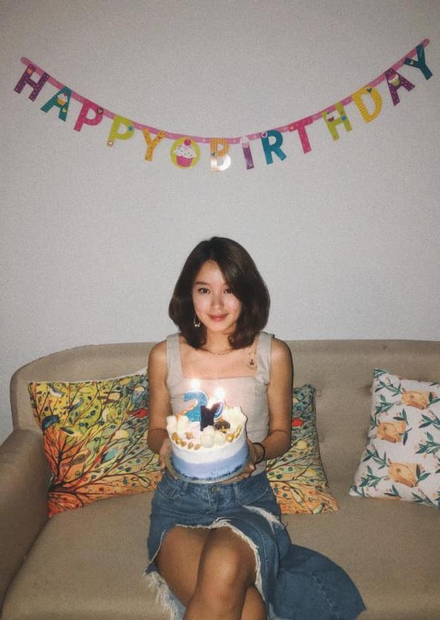 Mi Vân rạng rỡ đón sinh nhật, hội mê gái giật mình vì không nghĩ cựu hot girl Hà thành đã 32 tuổi rồi đấy! - Ảnh 1.